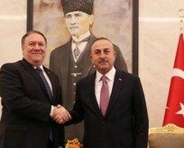 Türkiye - ABD arasında kritik görüşme