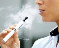 Elektronik sigara kanser yapıyor
