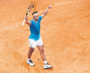 Nadal Fransa'da tarihe geçmeyi hedefliyor