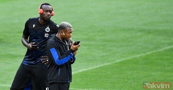 Galatasaray'da son dakika Diagne gelişmesi! Canlı yayında açıklandı