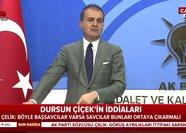 Dursun Çiçek'in iddialarına AK Parti'den yanıt