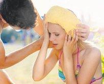 Sıcak hava migreni çağırıyor
