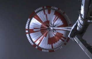 NASA'nın Mars aracının paraşütündeki gizem çözüldü