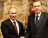 Putin'den Erdoğan açıklaması