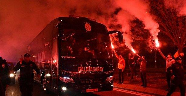 Eksik Galatasaray'da tek hedef 3 puan!