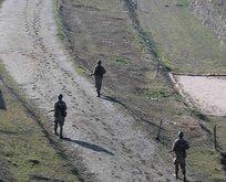 FETÖ'cü ve DEAŞ'lı teröristler sınırda enselendi!