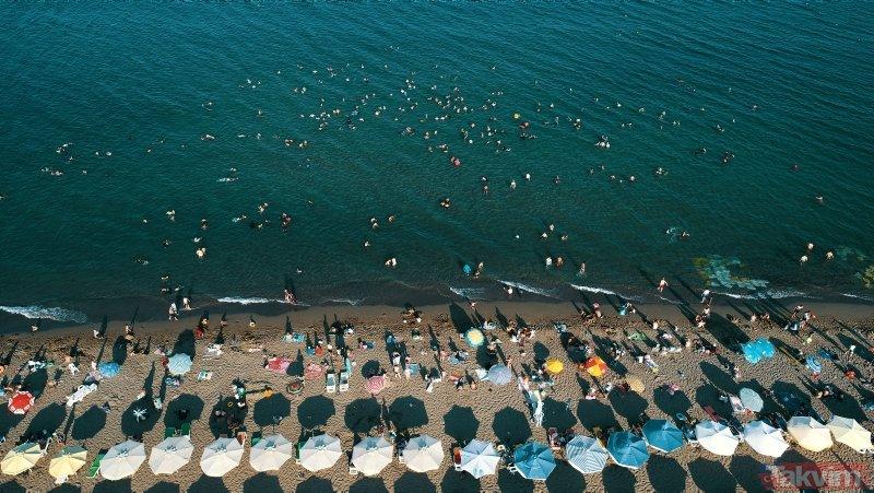 Plajlarımızda 459 mavi bayrak dalgalanıyor