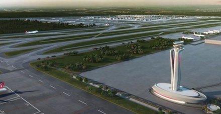 3.Havalimanı açılış tarihi ne zaman İstanbul yeni havalimanı nerede, nasıl gidilir?