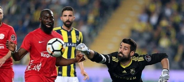 Fenerbahçe'ye Barcelonalı kaleci