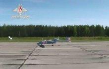 Rusya, ForpostR'ın ilk uçuş görüntülerini yayınladı
