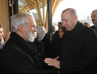Avrupa'da bir ilk! İngiltere'deki Cambridge Camisi Başkan Erdoğan katılımıyla açıldı