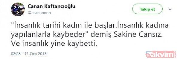 Canan Kaftancıoğlu'nun skandal açıklamalarına tepkiler çığ gibi