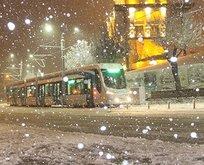 6 Aralık Konya'da yarın okullar tatil mi? Kar tatili var mı?