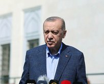 Başkan Erdoğan'dan cuma sonrası önemli açıklamalar