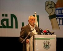 Heniyye'den Netanyahu'ya sert tepki!