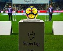 Süper Lig'de 34. haftanın programı belli oldu