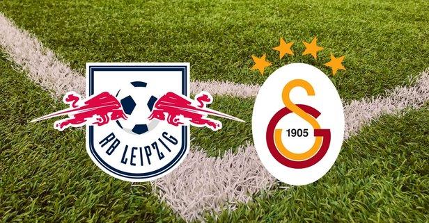 RB Leipzig - Galatasaray maçı hangi kanalda?