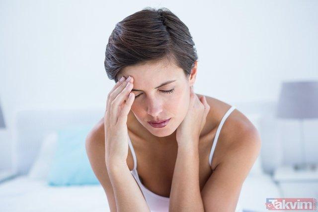 Baş ağrısı naıl geçer? Baş ağrısını önlemenin yolları!