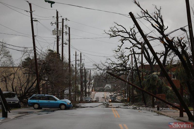 Michael Kasırgası ABD'yi sarstı! Yüz binlerce kişi tahliye edildi