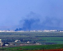 Afrin'de operasyonlar sürüyor