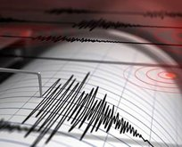 Muğlada korkutan deprem
