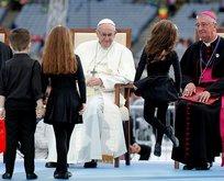 Papadan çocuk istismarı itirafı