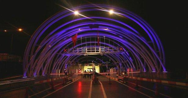 Avrasya Tüneli'nde tarife değişti