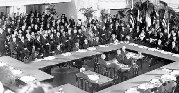 Versay Antlaşması ne zaman, hangi ülkeler arasında imzalandı?