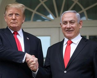 ABD siyonist İsrail için harekete geçti!
