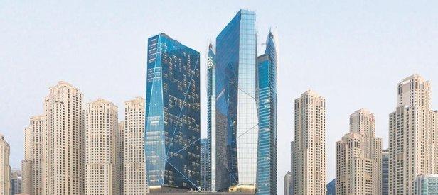 Tabanlıoğlu Dubai'de Rixos'u tasarladı