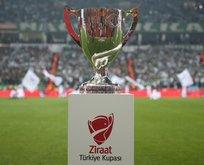Ziraat Türkiye Kupasında 3. tur kuraları çekildi! İşte eşleşmeler