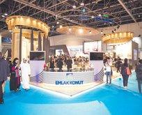 Emlak Konut Dubai'de yatırımcılarla buluştu