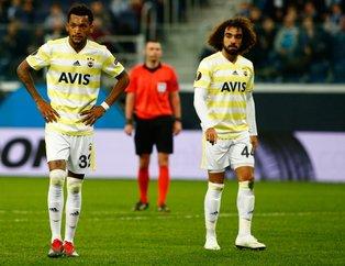 Fenerbahçe, UEFA Avrupa Ligi'ne veda etti!