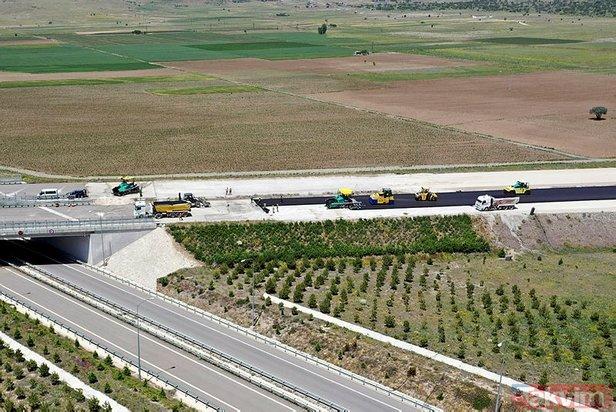 Tamamlandığında Marmara'yı Güneydoğu Anadolu'ya bağlayacak! Dev proje Ankara-Niğde Otoyolu'nda sonda doğru!