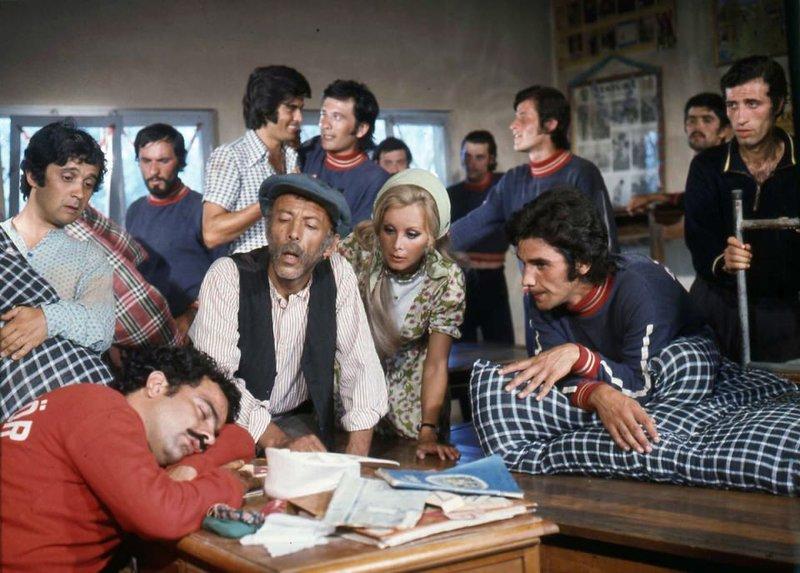 İşte kare kare Türk sinemasının efsanesi: Münir Özkul