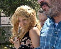Konya'da skandal olay! Kahkahası ele verdi...