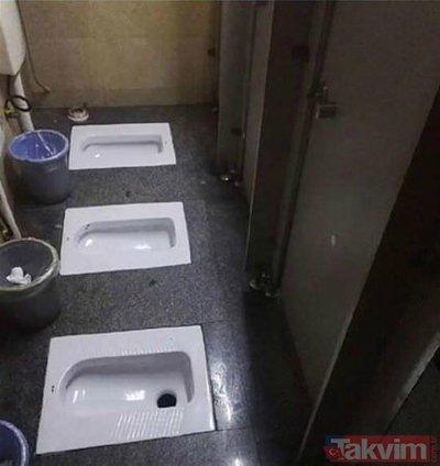 Çin'in garip yüzü!