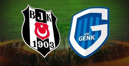 Beşiktaş - Genk maçı hangi kanalda, saat kaçta? Avrupa Ligi BJK maçı ne zaman?