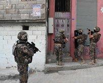 HDP'li isim terör operasyonunda gözaltına alındı!