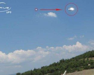 UFO'lar Türkiye'yi bastı bu görüntüler nedir?