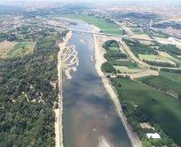 Meriç Nehri'nde kırmızı alarm! Türkiye de harekete geçti