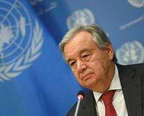 Guterres adaylığını açıkladı