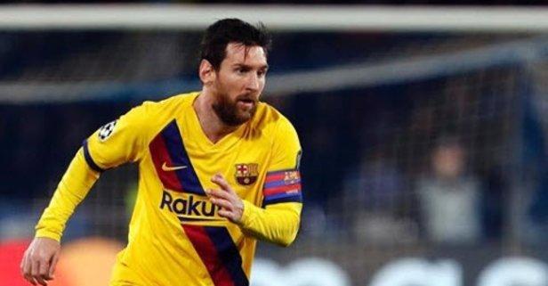 İnanılmaz karar! Messi açıkladı