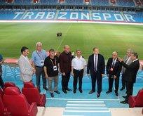 Milli maç öncesi Trabzon Valisi Yücel Yavuz açıklamalarda bulundu