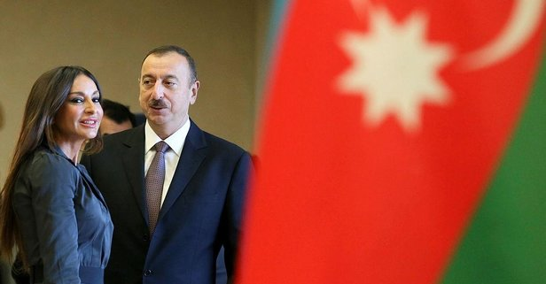 Mihriban Aliyeva'dan Başkan Erdoğan'a teşekkür