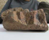 Çorumlu'nun Didim sahilinde bulduğu şey herkesi şaşırttı