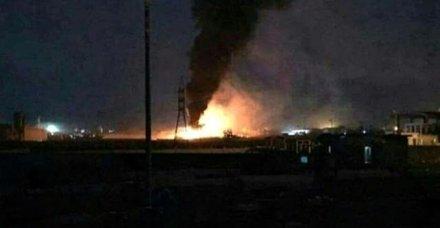'İsrail Suriye'yi vurdu: 9 ölü'