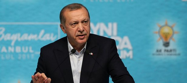Erdoğan: Onlarda şehitlere, gazilere saygı yok