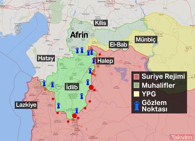 İdlib nerede kimin elinde? İdlibde son durum ne?