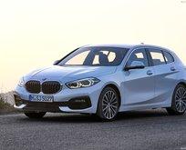BMW üçüncü nesil 1 Serisi yüzünü gösterdi!